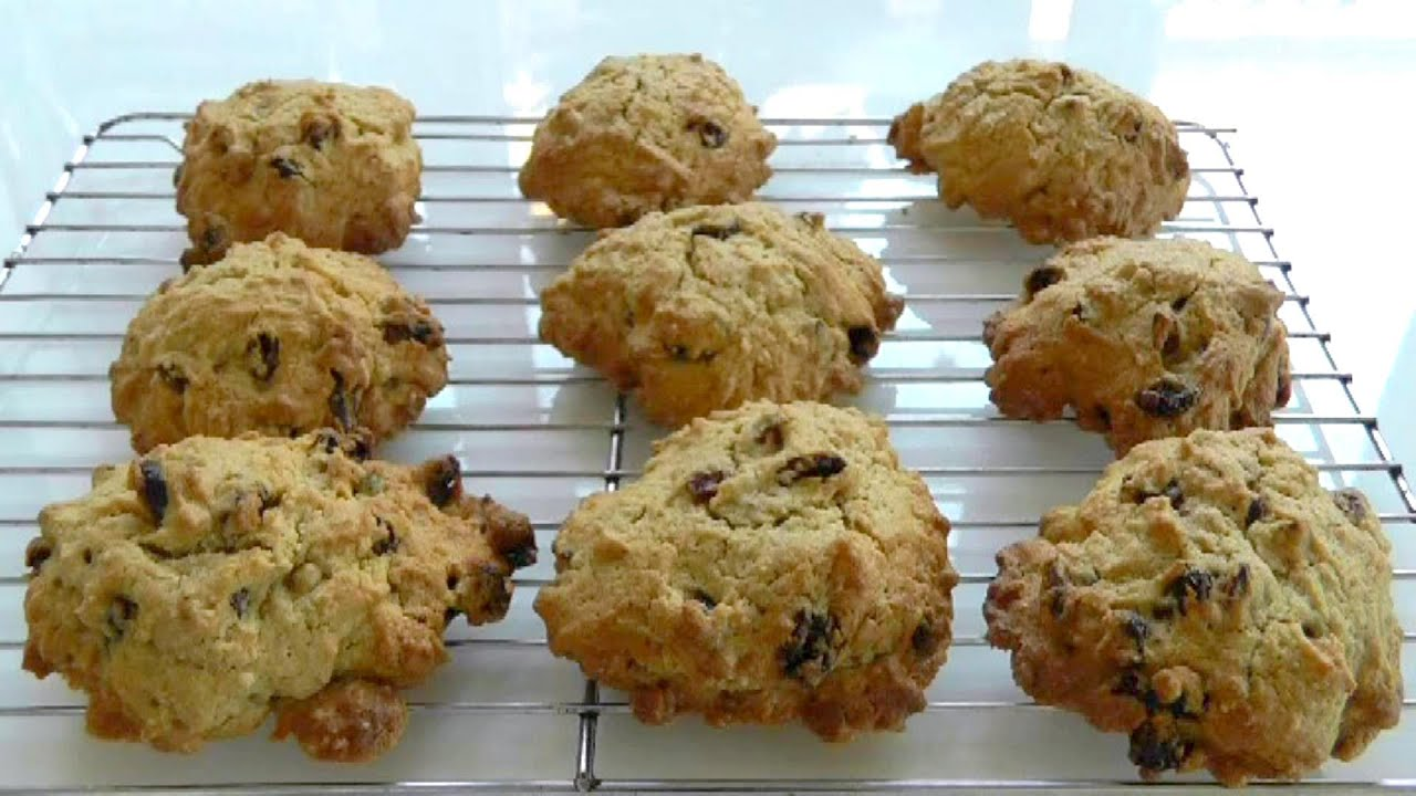 How to Make Rock Cakes