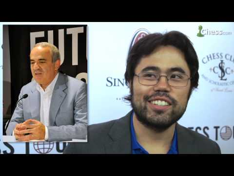 Hikaru Nakamura On His Game With Wesley So At The 2015 Sinquefield Cup