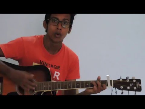Guitar Cover For Ethu Kari Ravilum | Banglore Days
