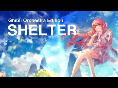 """Shelter"" | Ghibli Orchestra Edition (Emotional/Uplifting) | Porter Robinson & Madeon"
