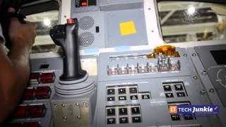 Inside Space Shuttle Discovery:  An Interior Tour by United Space Alliance Employees