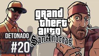 GTA San Andreas - Parte 20: 555 Disque Denúncia [ Detonado Legendado PT-BR ]