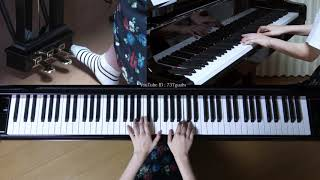 使用楽譜:ピアノ・スタイル (ぷりんと楽譜・上級と同じ内容)、 採譜...