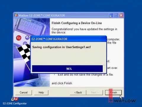 thats easy 2 configuring a watlow® controller ez zone 2 configuring a watlow® controller ez zone configurator