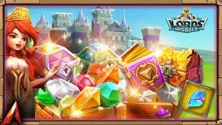 CaE Recruiting! Guild Fest Rewards and Upgrades! Lords Mobile
