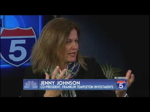 Jenny Johnson - Co-President, Franklin Templeton Investments