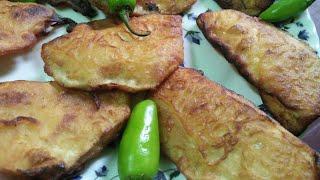 কচুর বড়া || Bangladeshi Kochur fry|| কচুর fry || Bangladeshi Kochur crispy fry||