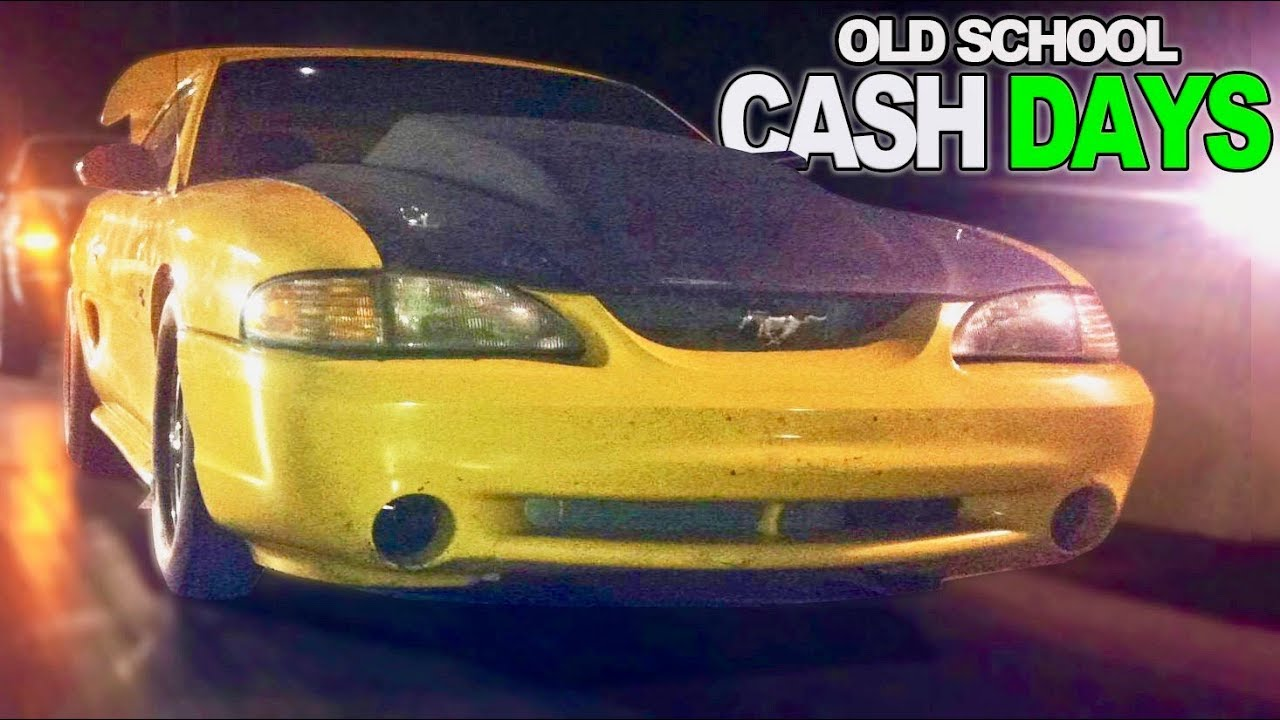 Street Outlaws BEFORE the TV show - OG Cash Days (#4)