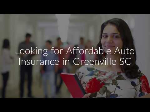 Cheap Auto Insurance Greenville SC