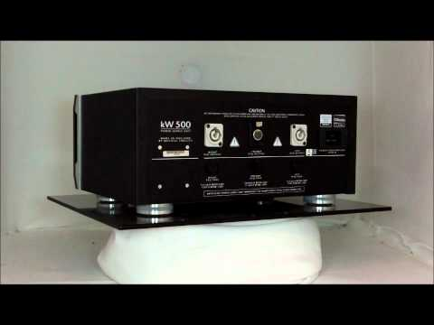 Musical Fidelity KW500