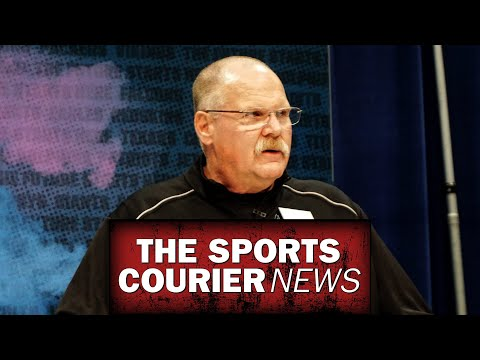 Chiefs' Andy Reid on Laurent Duvernay-Tardif, NFL COVID-19 Safety image