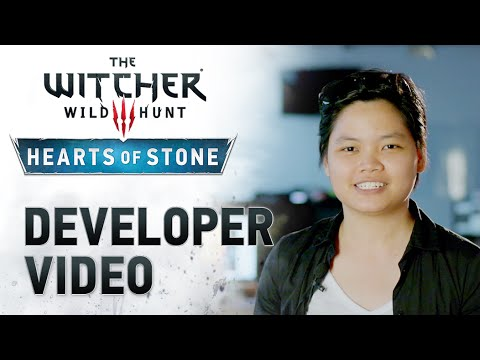 The Witcher 3: Wild Hunt - Hearts of Stone Developer Video