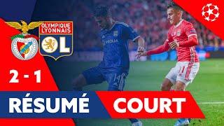VIDEO: Les buts Benfica / OL 2019-2020 | UEFA Champions League | Olympique Lyonnais