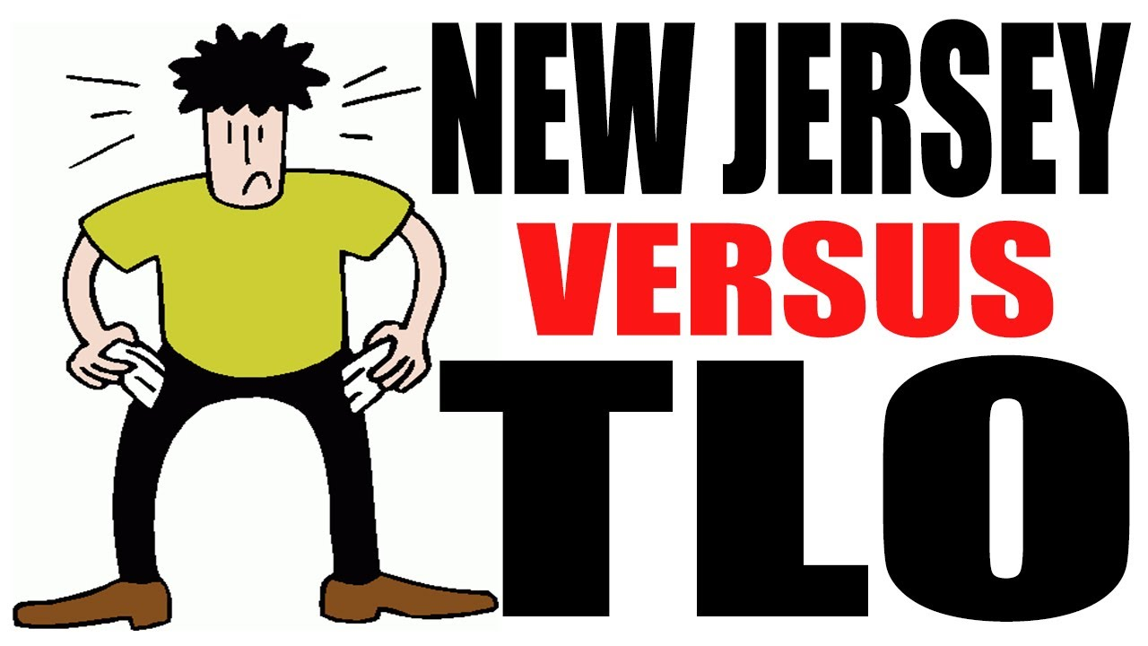 An analysis of a court case new jersey vs tlo