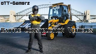 Battle Construction Vehicles {PS2}