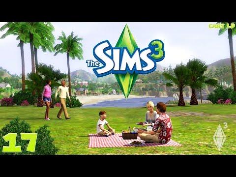 The Sims 3 #17 Беременность   Cary LP