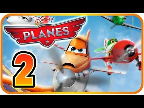 Disney Planes Walkthrough Part 2 (WiiU, Wii, PC) Story Mode - All Dusty Missions