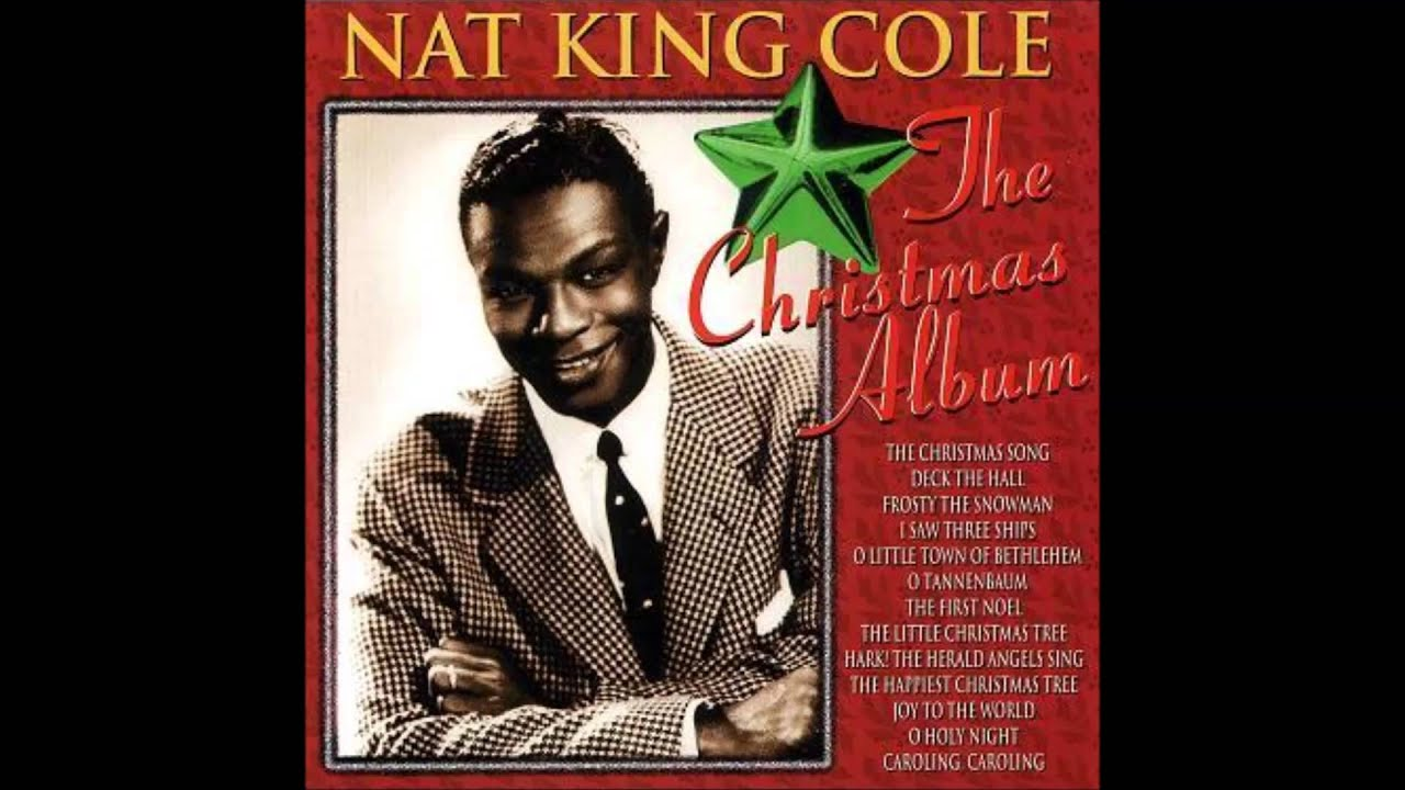 Christmas Bells Are Ringing.Nat King Cole Caroling Caroling Christmas Bells Are Ringing