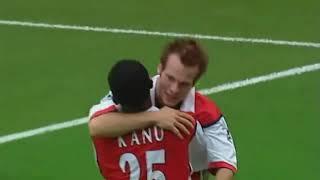 Arsenal 1-2 Man Utd   Mùa giải 1999/2000