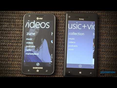 Windows Phone 8 vs. Windows Phone 7.5