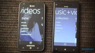 Windows Phone 8 vs. Windows Phone 7.5