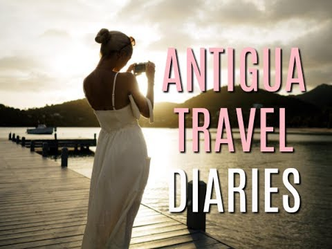ANTIGUA TRAVEL DIARIES  // Fashion Mumblr Vlog