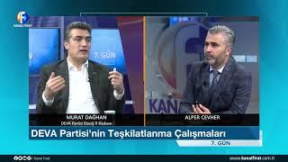 Alper Cevher İle 7 Gün Murat Dağhan Devran Dilan Elmacı Nihal Çiçek Aydın 25 10 2020