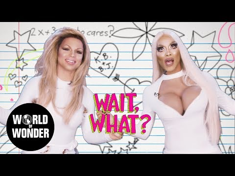 WAIT, WHAT? World Geography with Derrick Barry and Kimora Blac