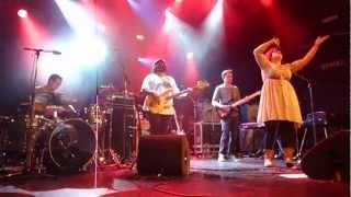 Alabama Shakes Heat Lightning - Live Tivoli Utrecht 2012