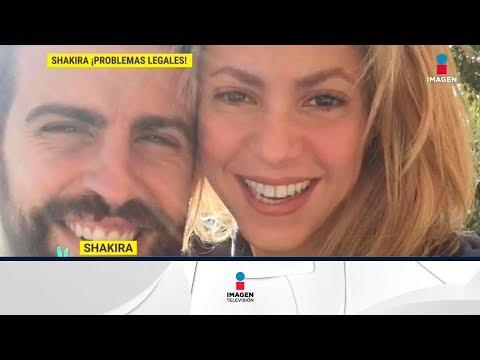 ¡Ahora Shakira se enfrenta a problemas legales en España! | De Primera Mano