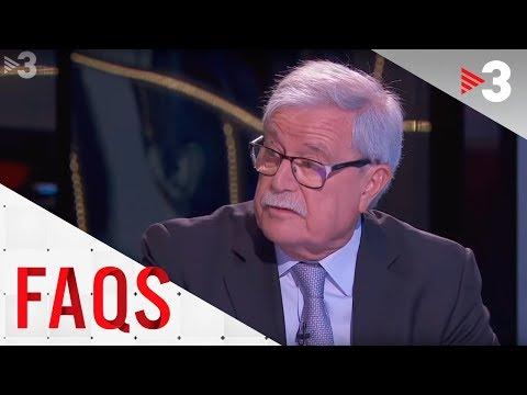 FAQS | Joaquín Giménez: 'La presó preventiva dels polítics independentistes és