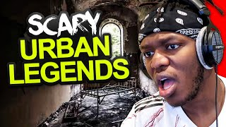 Top 10 Scary British Urban Legends