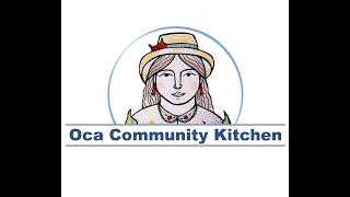 Oca Community Kitchen 22/05/2021