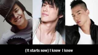 Play Run (feat. G-Dragon & Taeyang)