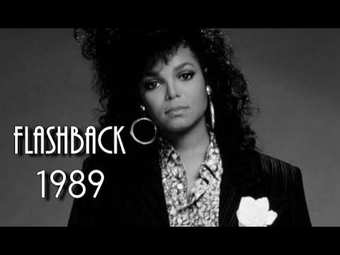 Flashback 1989  Billboard Hot 100 November 11