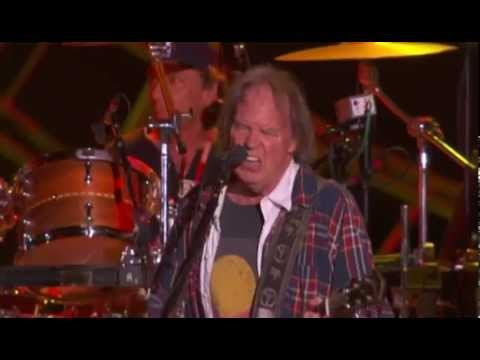 Neil Young - Globalfest 2012
