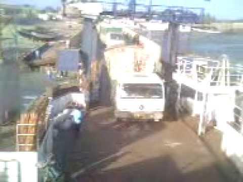 Ferry in banjul