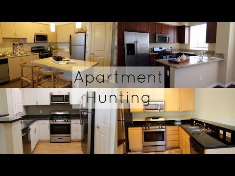 apartment hunting in san diego