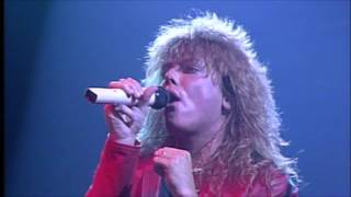europe stormwind live 1986 promo only