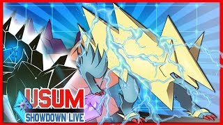 Pokemon Showdown Live Ultra Sun and Moon #82 [Ou] - She's A Maniac