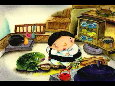 World Best Traditional Fairytale 33  The Toad who Returned a Favor
