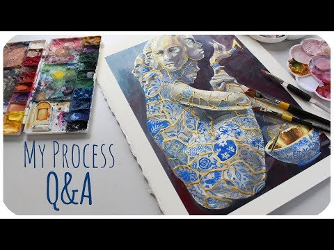 My Process Q&A +