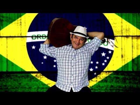 Brasileirinho Violão Brazilian Fingerstyle Guitar - Júlio Hatchwell