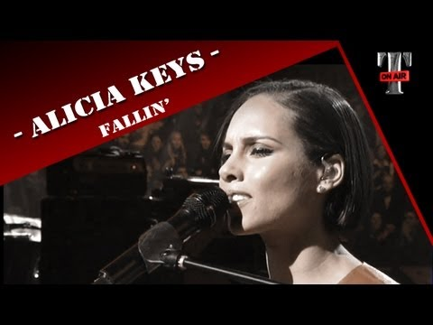 Alicia Keys - Fallin' (Live On Taratata Nov 2012)