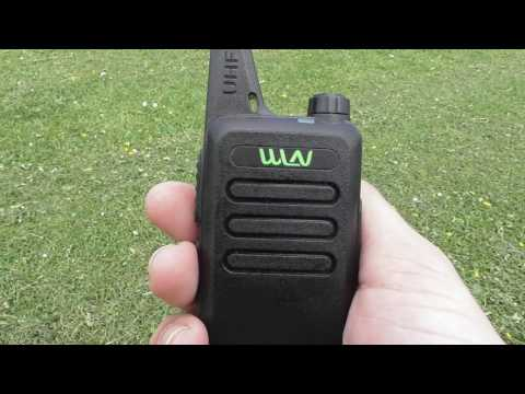 wln kc1 uhf radio quickreview