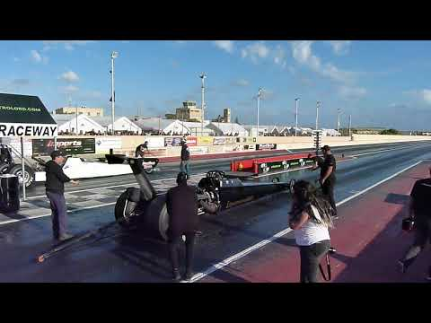 Benford Racing New 4 Cylinder Cosworth World Record