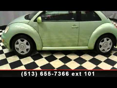2001 Volkswagen Beetle-New - McCluskey Chevrolet - Cincinna