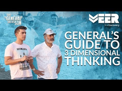 General's Guide to Solving Problems in Life | The General And His Son Episode 6 | Veer by Discovery
