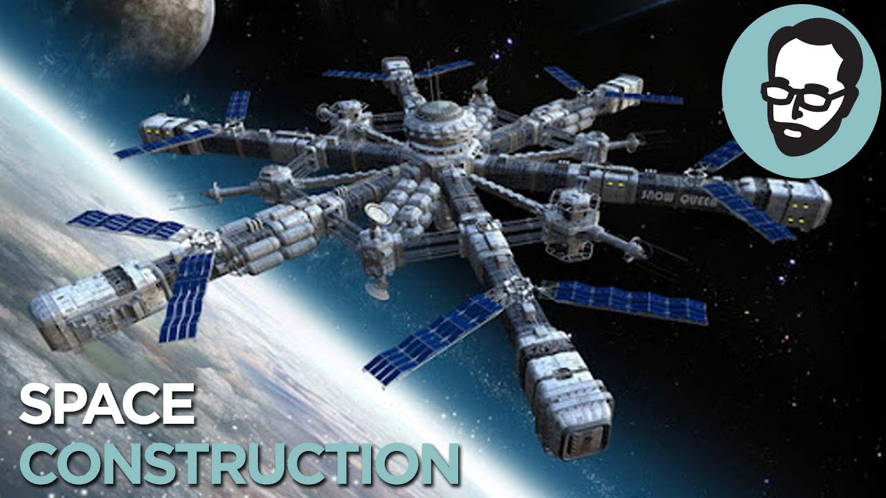 Heavy Industry in Space – A Great Idea Or A Pipe Dream?