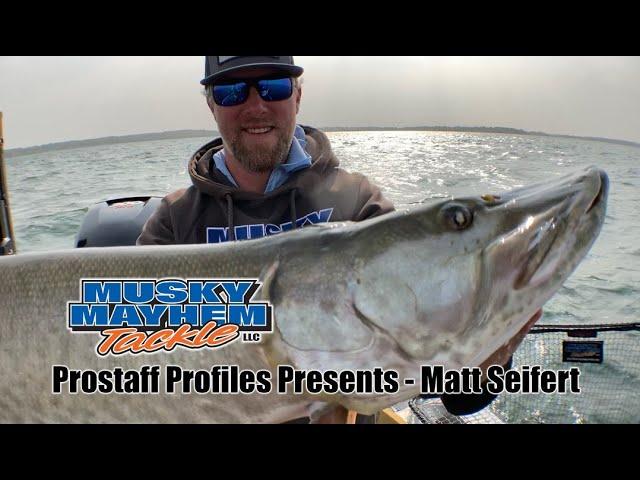 Matt Seifert Prostaff Profile